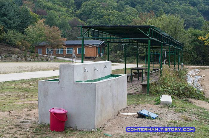 설매재 자연휴양림 부대시설