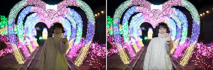 [소니 알파 온라인 아카데미] 조명을 활용한 빛망울 촬영법