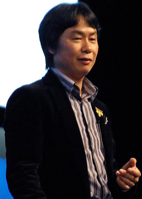 미야모토 시게루(Shigeru Miyamoto)