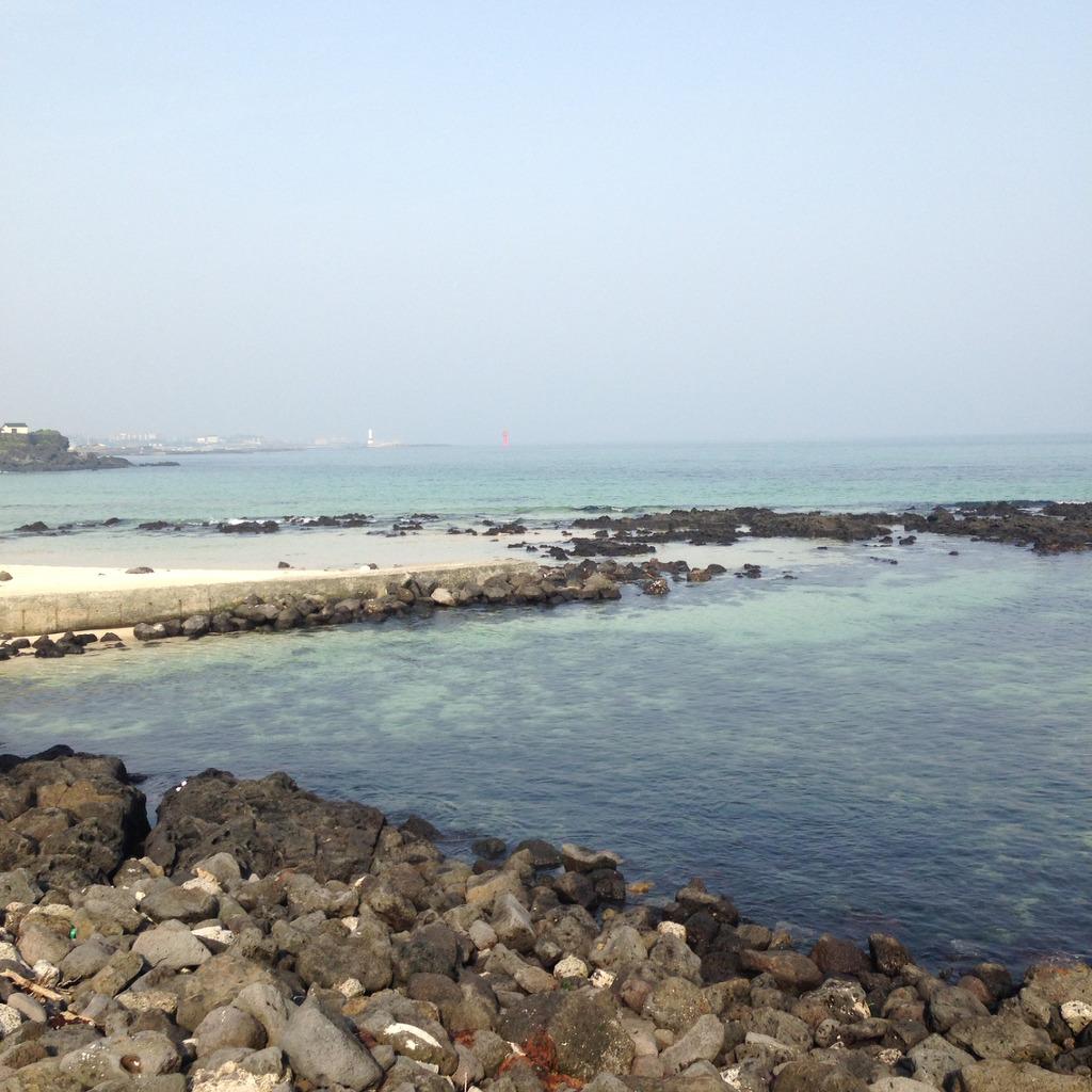 곽지 해변