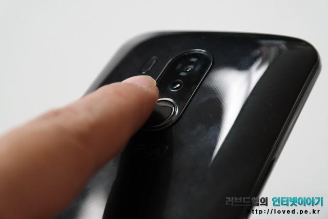 베가 LTE-A 지문인식 사생활 보호 기능, 잠금 화면 해제와 시크릿 모드 - 베가 LTE-A 후기
