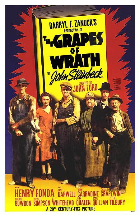분노의 포도 The Grapes Of Wrath