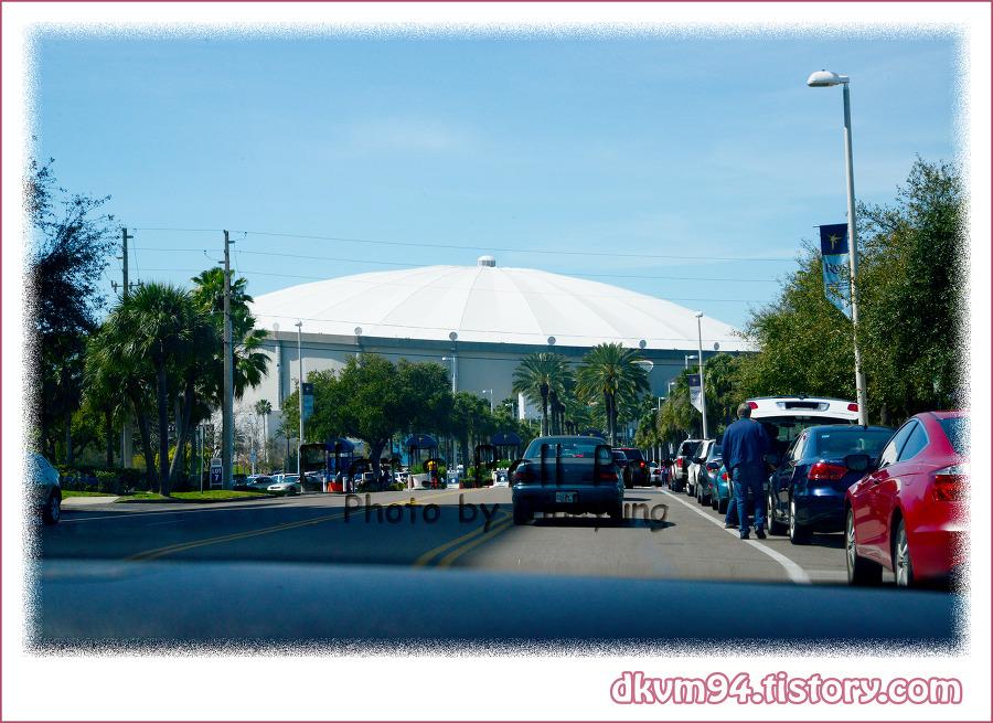 [MLB TOUR(1)] 트로피카나 필드 & 포트 데 소토 공원(Tropicana Field of Tampa Bay Rays & Fort De Soto Park)