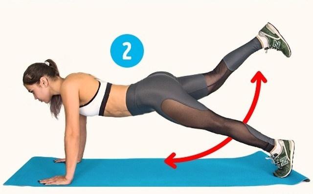 엉덩이 허벅지 셀룰라이트 제거 운동 다이어트