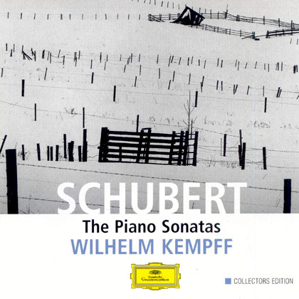 Schubert - Piano Sonata No. 2 in C major D. 279 (Kempff)