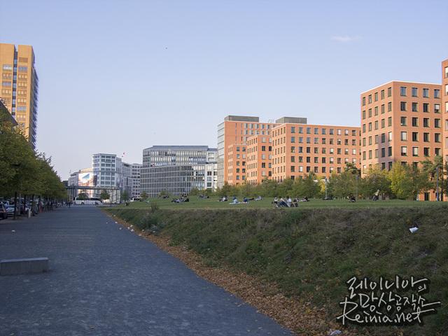 포츠다머 플라츠 근처