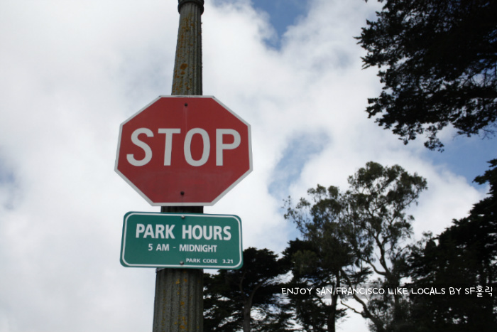 golden gate park hours