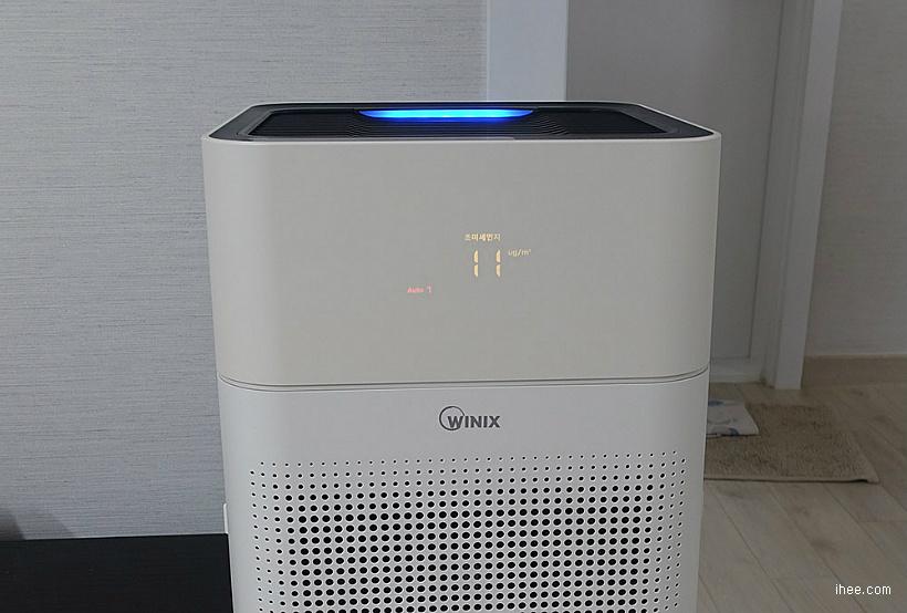 위닉스 타워 XQ500 공기청정기