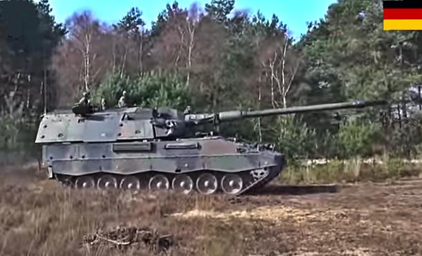 PzH 2000 - Panzerhaubitze 2000