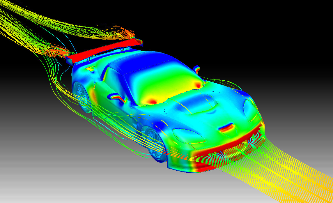 What Is The Best Aerodynamic Shape For A Co Car