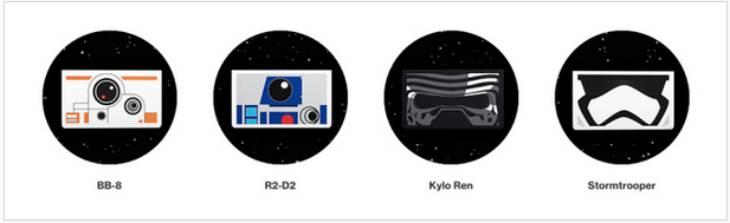 구글, 카드보드, 3d, VR, 가상현실, 스타워즈, 깨어난포스, 에디션, 무료, 방법