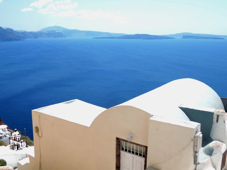 그리스 산토리니, '세상에서 최고'란 바로 이런 거야.