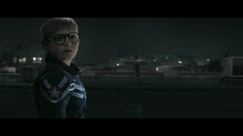 쉐보레 트래버스(Chevrolet Traverse)의 마블(Marvel) 캡틴 아메리카: 윈터 솔져(Captain America: The Winter Soldier) 예고편 패러디 타이인 광고(Tie-in Commercial) [한글자막]