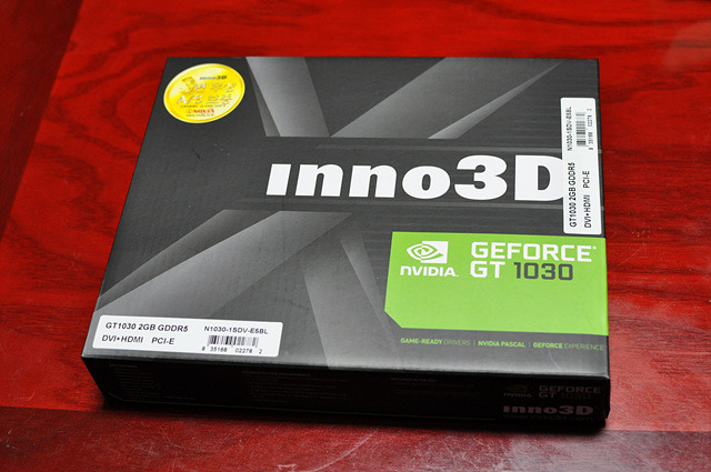 inno3D Geforce GT 1030