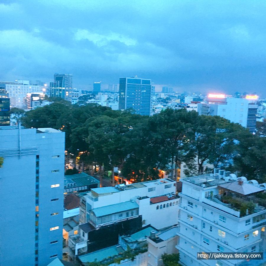 베트남 호텔 수영장