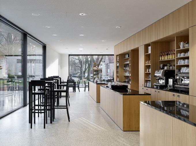 max dudler architekt heidenheim city. Black Bedroom Furniture Sets. Home Design Ideas