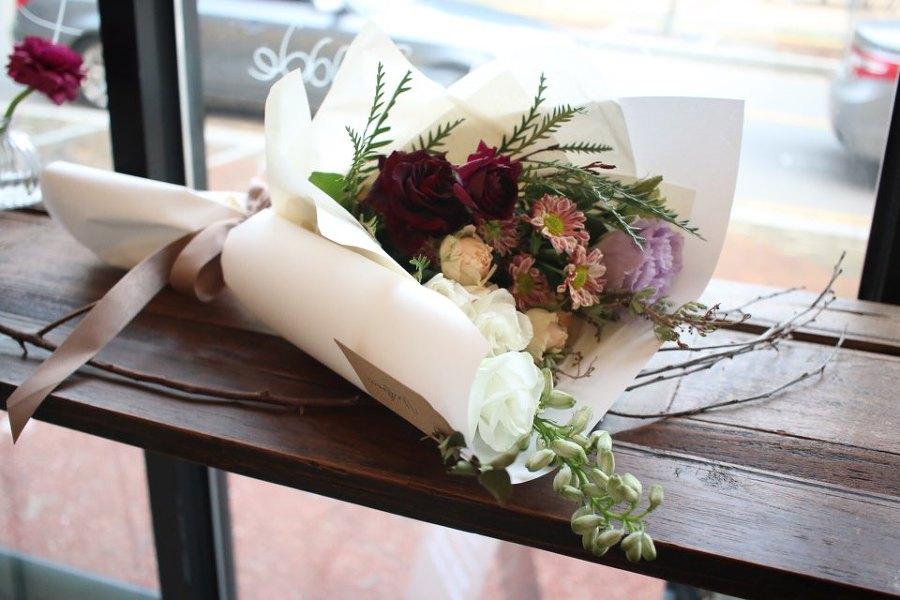 고급스러운 꽃집 판교 플라워 스튜디오 윈느, 플라워 클래스도 있어요.
