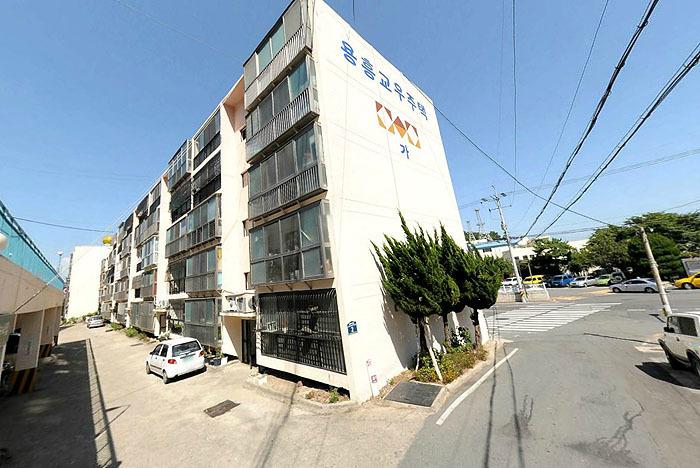 용흥동 교우아파트