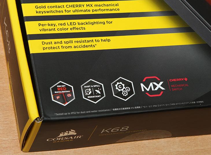커세어 K68, Corsair ,기계식 키보드, 방수, 방진, 기능까지,IT,IT 제품리뷰,게임을 하려면 장비가 좋아야 합니다. 특히 키보드 마우스가 좋아야죠. 커세어 K68 Corsair 기계식 키보드는 방수 방진 기능과 컬러 튜닝 그리고 체리사 MX 키 스위치를 넣은 제품 입니다. 방수가 되는게 특이한데요. 커세어 K68은 기존에 있던 Corsair 기계식 키보드보다 훨씬 더 여러부분에서 업그레이드가 되었습니다. 바디 몸체 부분을 금속이 아닌 플라스틱을 쓴게 조금 아쉬워 보일 수 도 있지만 실제로 써보면 그런 느낌을 받지 못할정도로 디자인이나 성능이 우수 했습니다. 이 제품은 적축 키 스위치를 넣은 제품인데요. 조금 조용한 제품이기도 합니다.