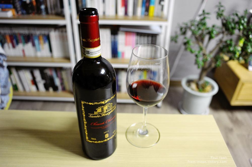 [이태리 와인, 레드와인] 산타 마게리타 끼안티 클라시코 2013 (Santa Margherita Chianti Classico, Red wine, 싼타 마게리타 끼안티 클라시코, DOCG)