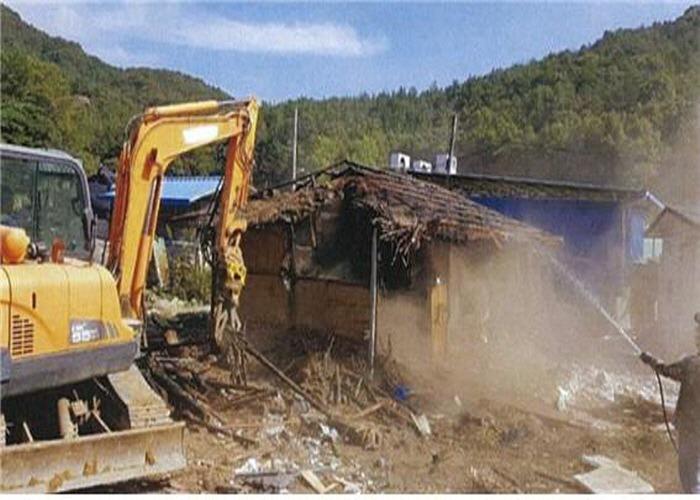 진안군, 143동 빈집정비사업 추진