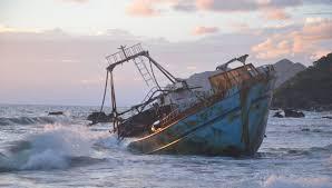 인천 소청도 화물선 침몰
