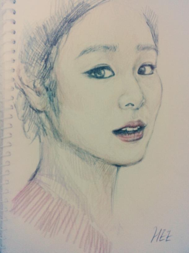 김연아_초상