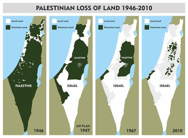 트럼프의 예루살렘발언, 피해자는 누구일까? 유대인 역습 가자지구 텔아비브전경 도시