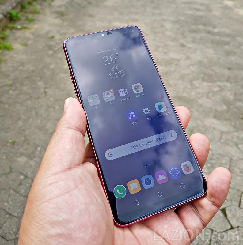 LG G7 ThinQ 4주간의 총평 - 처음과 달라진 인상을 담다