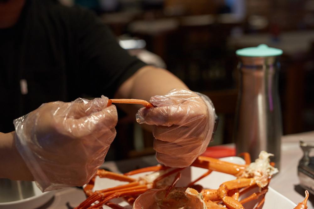 홍게데이 광안점 홍게 먹는법 11