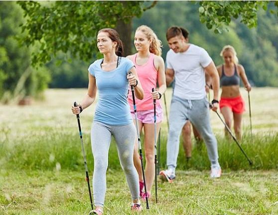 걷기운동 효과 제대로 걷는 방법