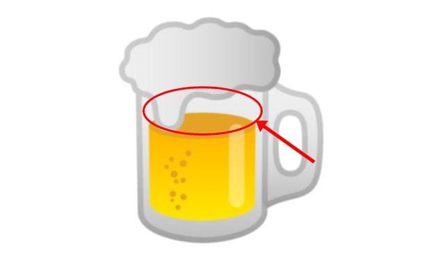 구글 맥주 이모티콘