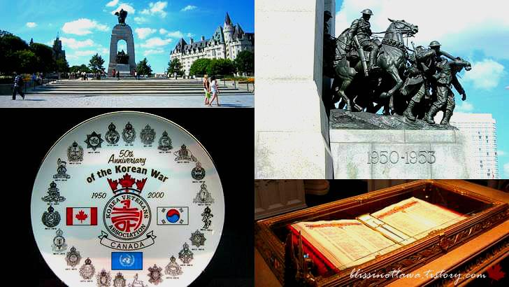 625전쟁 전사자 기념비입니다