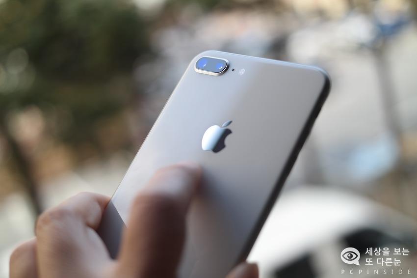 아이폰8플러스를 만나다. 디자인의 변화 정말 없을까?