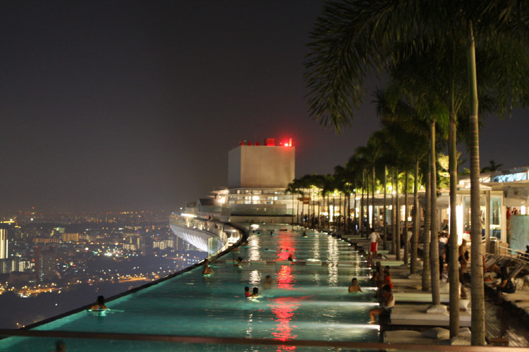 싱가포르 마리나 베이 샌즈(Marina Bay Sands)