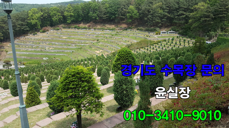 경기도 수목장