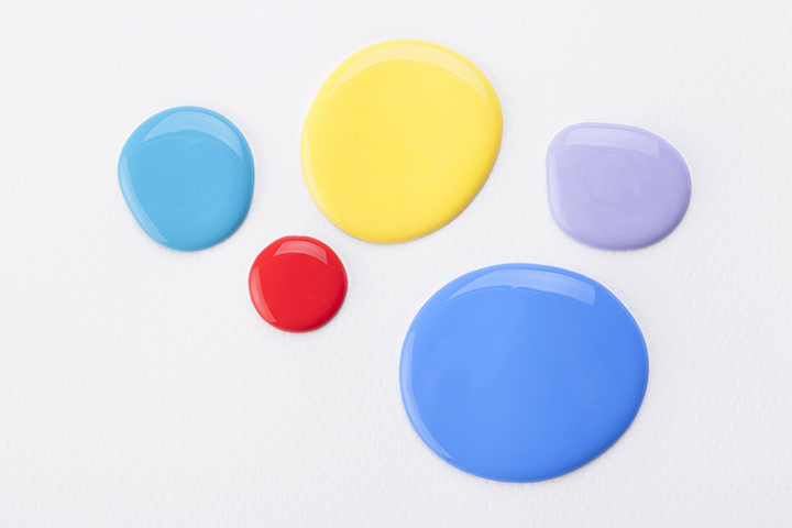 컬러테라피_몸과 마음을 다스리는 색 에너지를 담은 물이 있다?!